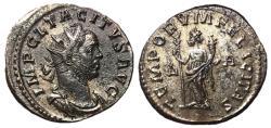 Ancient Coins - Tacitus, 275 - 276 AD, Antoninianus of Lugdunum, Felicitas, EF