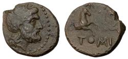 Ancient Coins - Moesia, Tomis, 2nd Century BC, Rare