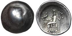 Ancient Coins - Eastern European Celts, 2nd Century BC, Silver Tetradrachm