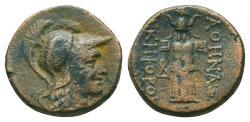 Ancient Coins - Mysia, Pergamon, 133 - 27 BC, AE19