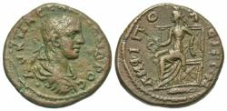 Ancient Coins - Severus Alexander, 222 - 235 AD, AE22, Amphipolis