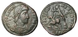 Ancient Coins - Constantius II, 337 - 361 AD, Follis of Siscia