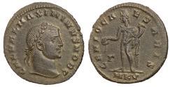 Ancient Coins - Maximinus II as Caesar, 305 - 310 AD, Follis of Cyzicus