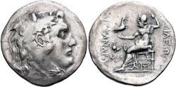 Ancient Coins - Thrace, Mesembria, 150 - 125 BC, Silver Tetradrachm