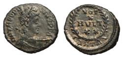 Ancient Coins - Constantius II, 337 - 361 AD, Follis of Alexandria