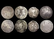 World Coins - Dutch Republic and Austria (C17th-C18th), a mixedlot of (4) coins