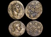 Ancient Coins - Roman Provincial, Seleucia and Pieria, Antioch, a lot of (2) coins