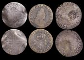 World Coins - France, Louis XIII -XIV, mixed billon and copper, a lot of (3) coins
