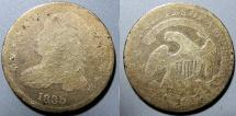 Us Coins - USA Bust Dime, 1835 - AG