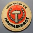 World Coins - Austrian encased postage, post WWI, Hammerbrot - 100 Kronen