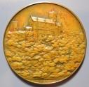 World Coins - German bronze medal - Goetz - FVR TRVE IN DER ARBEIT (For Loyalty to Work)