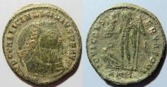 Ancient Coins - Late Roman bronze - Licinius I, 308-324 AD, AE follis