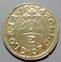 World Coins - Germany, 1624 silver 2 Kreuzer - KM 128.1 - Bavaria