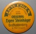World Coins - German encased postage - JPW Eigen - Grosskaldenberg - 50 pfennig