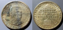 Us Coins - Booker T Washington commemorative half dollar - 1946-D, uncirculated