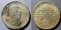 Us Coins - Booker T Washington commemorative half dollar - 1946-D, uncirculated