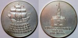 World Coins - Hamburg nautical medal - Hamburger Freihafen  Lagerhaus Gesellschaft - 45mm