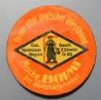 World Coins - German encased postage - 10 pfennig - Mark Eschmi, 32mm