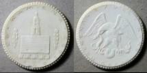 World Coins - Eagle / Snake porcelain medal