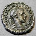 Ancient Coins - Gordian III, 238-244 AD, Cappadocian AR drachm, nice