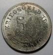World Coins - German metal notgeld - 1917, Wattenschied