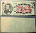 Us Coins - College Currency - Eastman College Bank, 50 cents, undated
