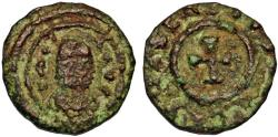 Ancient Coins - ANCIENT AKSUM, Anonymous, early Christian period, 340-350 AD
