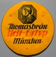 World Coins - German encased postage - Thomasbrau, Hell-Urtyp, Munchen - 10 pfennig
