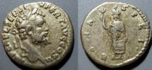 Ancient Coins - Septimius Severus, 193-211 AD, AR denarius - SPES