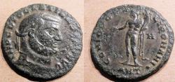 Ancient Coins - Diocletian, 284-305 AD, AE follis - Antioch mint