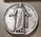 World Coins - The Church of Jesus Christ of Latter Day Saints silver medal
