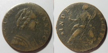 Us Coins - US Colonial Coin - Connecticut Copper, 1788