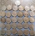 Us Coins - even bigger herd of buffalos!  33 Buffalo Nickels, mixed grades