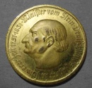 World Coins - German Westphalia emergency coin - notgeld - 10000 Marks