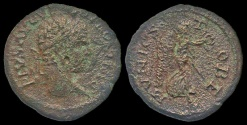 Ancient Coins - Caracalla, 198-217 AD, AE24 - Stobi, Macedon