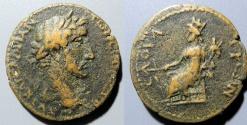 Ancient Coins - Lycaonia, Savatra, Antoninus Pius, 138-161 AD, AE - Tyche