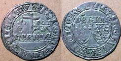 World Coins - French Royal Coinage, Henry VI, as King of France 1422-1453 - Grand Blanc