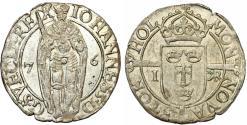 World Coins - SWEDEN. Johan III, 1568-1592, 1 Öre - 1576