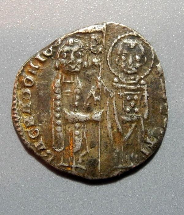 World Coins - Venice, 1339-1342 AD, AR grosso - Bartolomeo Gradenigo