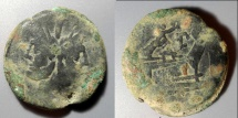Roman Republic, struck coinage - Victory & LFP series.  189-180 BC