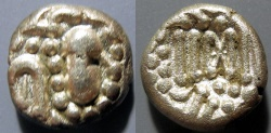 World Coins - Chalukyas of Gajurat, approx 11th century AD, billon drachm