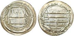 Ancient Coins - MEDIEVAL ISLAM. Abbasid Caliphate, Al-Mahdi, 158-169 AH / 775-785 AD, silver dirham
