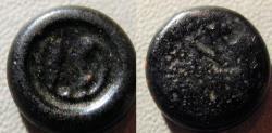 World Coins - Islamic Glass Weight, Mamluk Egypt, 14th-16 centuries