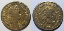 Us Coins - US Colonial Coin - Rosa Americana - William Wood's Coinage!