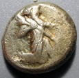 Ancient Coins - Persia Achaemenid Empire, AR siglos, approximately 450 BC #5