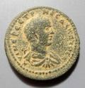 Ancient Coins - Herennius Etruscus, 251 AD, as Caesar under Trajan Decius, Anazarbus, Cilicia - AE26