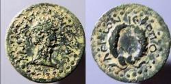 Ancient Coins - Cilicia, Hierapolis-Castabala, Nerva, 96-98 AD, AE21