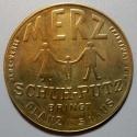World Coins - German encased postage - Merz Plomben - 10 pfennig Germania