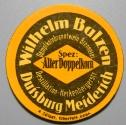 World Coins - German encased postage - Wilhelm Baltzen, Duisburg - 10 pfennig