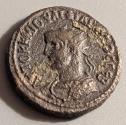 Ancient Coins - Philip I, 244-249 AD, AE25, Nisibis, Mesopotamia